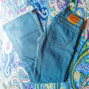 Lucky Brand Lil Maggie Button Fly Flare Jeans 2